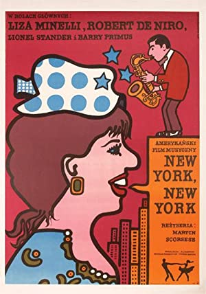 New York, New York (Original Polish poster)