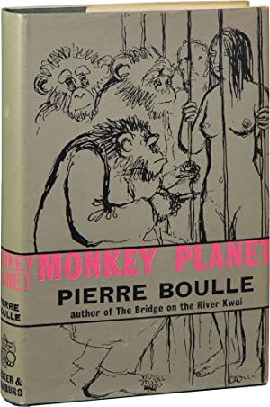 Monkey Planet [Planet of the Apes] (First: Boulle, Pierre