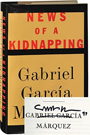 News of a Kidnapping (Signed First Edition)