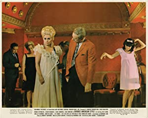 Divorce American Style (Original photograph from the 1967 film): Yorkin, Bud (director); Norman ...