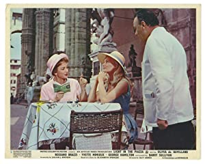 Light in the Piazza (Collection of 9 photographs from the 1962 film): Green, Guy (director); ...