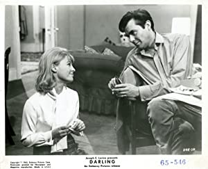 Darling (Collection of 8 photographs from the 1965 film): Schlesinger, John (director, screenwriter...