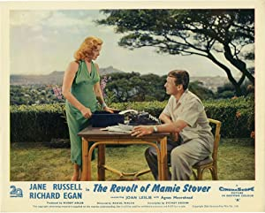 The Revolt of Mamie Stover (Collection of 6 photographs from the 1956 film): Walsh, Raoul (director...