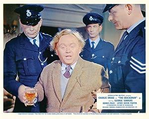 The Cracksman (Two original photographs from the 1963 film): Scott, Peter Graham (director); Lew ...