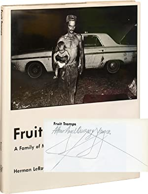 Fruit Tramps (First Edition, Alfonso Ossorio's Copy): Emmet, Herman LeRoy