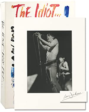 The Idiot: Rainbow Theatre, London, 5 March 1977 (Signed