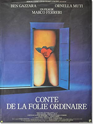 Conte de La Folie Ordinaire (Original French Film Poster): Bukowski, Charles (novel);
