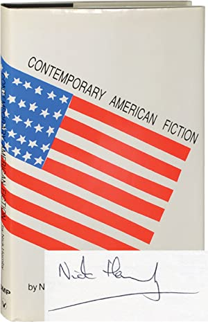 Contemporary American Fiction (Signed First Edition): Hornby, Nick