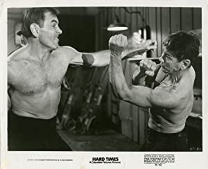 Hard Times (Collection of 7 photographs from the 1975 film): Hill, Walter (director, screenwriter);...