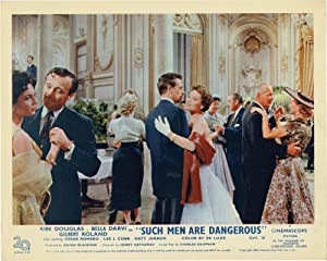 Such Men Are Dangerous [The Racers] (Original photograph from the 1955 film)