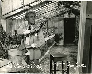 Le testament d'Orphee [Testament of Orpheus] (Original French lobby card photo): Cocteau, Jean...