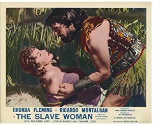 The Slave Woman [The Queen of Babylon] (Collection of 8 photographs from the 1954film): Bragaglia, ...
