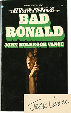 Bad Ronald (Signed First Edition)