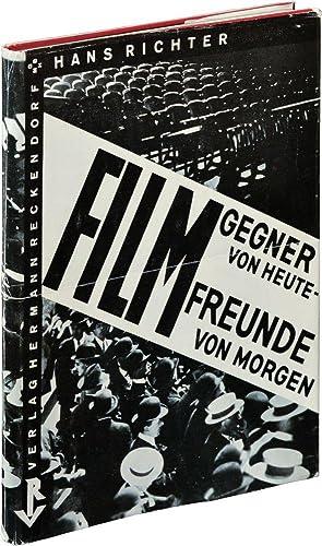 Film: Gegner von Heute - Freunde von: Richter, Hans
