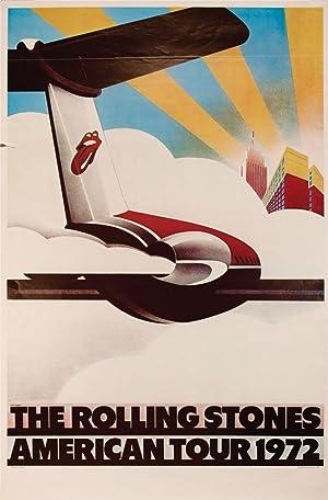 Rolling Stones American Tour 1972 (Original poster): The Rolling Stones] Pasche, John (designer)