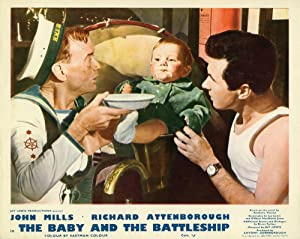 The Baby and the Battleship (Collection of: Lewis, Jay (director,