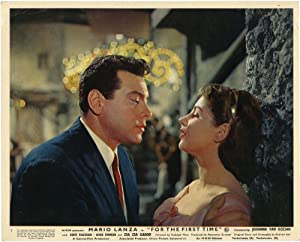 For the First Time (Collection of 5 photographs from the 1959 film): Maté, Rudolph (director); ...
