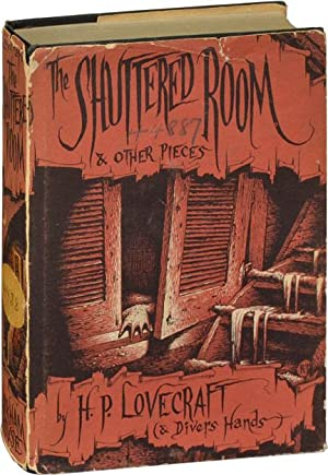 The Shuttered Room and Other Pieces (First Edition, review copy and publisher's file copy)