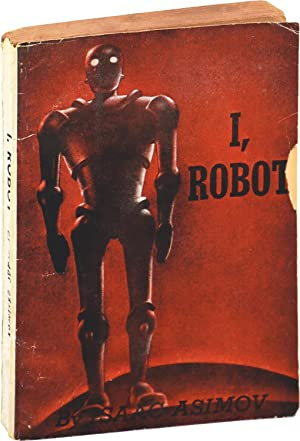 I, Robot (First Softcover Edition): Asimov, Isaac