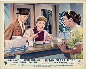 Susan Slept Here (Original photograph from the 1954 film): Tashlin, Frank (director); Steve Fisher ...