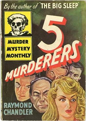 Five Murderers (Vintage Paperback): Chandler, Raymond