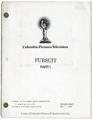 Twist of Fate [Pursuit] (Original screenplay for the 1989 television series): Sharp, Ian (director)...