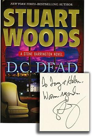 D.C. Dead (Signed First Edition): Woods, Stuart