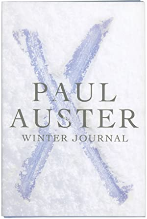 Winter Journal (First Edition, Tony Bill's copy): Auster, Paul