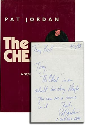 The Cheat (First Edition, with ALS): Jordan, Pat