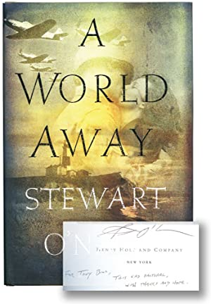 A World Away (Signed First Edition): O'Nan, Stewart