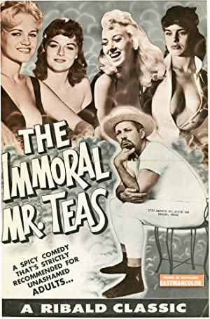 The Immoral Mr. Teas (Two original pressbooks: Meyer, Russ (director,