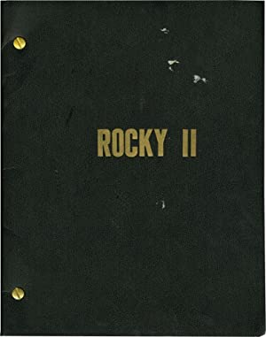 Rocky II (Original screenplay for the 1979 film)