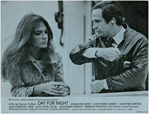 Day for Night [La Nuit americaine] (Press kit blue-tone photograph from the 1973 film)