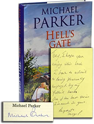 Hell's Gate (First UK Edition, Signed)