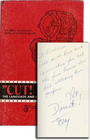 "Cut!"" ""Print!"": The Language and Structure of Filmmaking (Signed First Edition): ..."