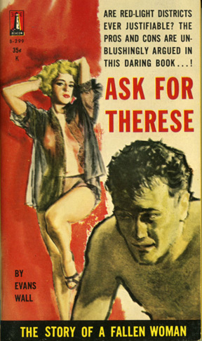 Ask For Therese (First Edition): Wall, Evans