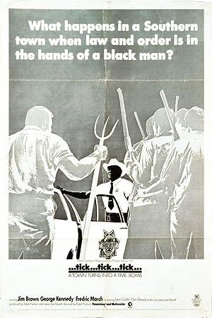 tick.tick.tick. (Original poster for the 1970 film): Nelson, Ralph (director); James Lee Barrett (...
