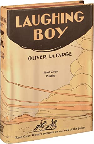 Laughing Boy (First Edition, later issue jacket, Pulitzer Prize band)