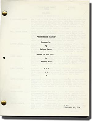 Youngblood Hawke (Original screenplay for the 1964 film): Wouk, Herman (novel); Delmer Daves (...