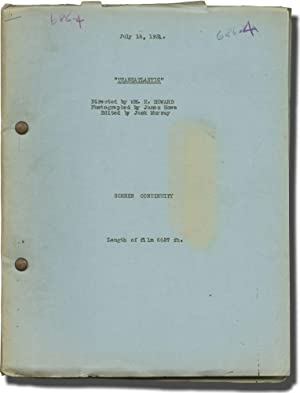 Transatlantic (Post-production script for the 1931 film)