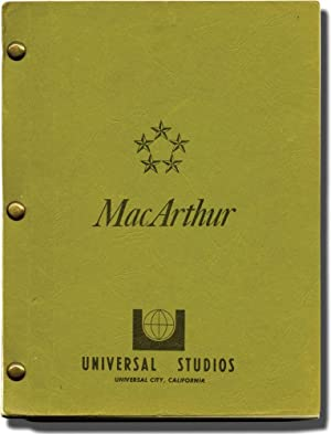 MacArthur (Screenplay for the 1977 film)