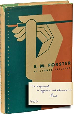 E.M. Forster (Signed First Edition)
