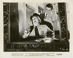 Jail Bait (Original photograph from the 1954 film): Wood, Edward D., Jr. (story, director, ...