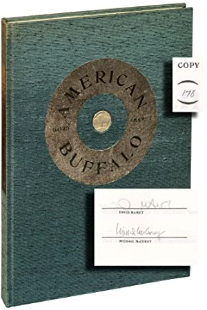 American Buffalo (Signed Limited Ediiton)