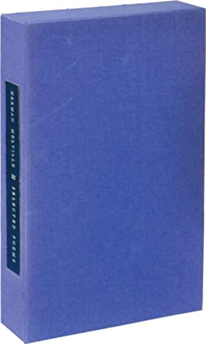 Selected Poems (Limited Edition): Melville, Herman
