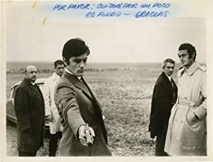 Jeff [Los Traidores] (Original photograph from the 1969 film): Herman, Jean (director); Andre G. ...