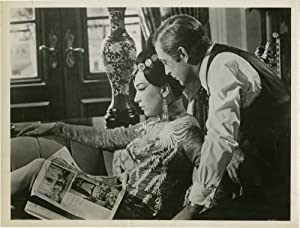 Gambit (Original photograph from the 1966 film): Neame, Ronald (director); Jack Davies, Alvin ...