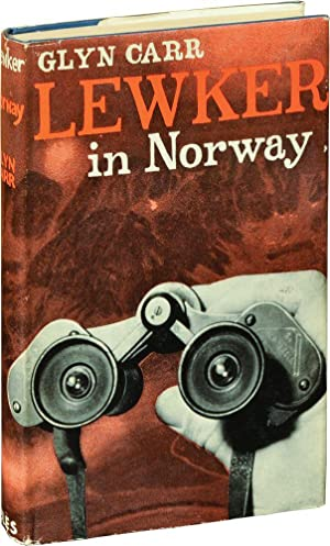 Lewker in Norway (First UK Edition): Styles, Showell writing as Glyn Carr