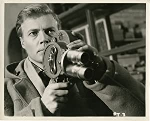 Peeping Tom (Set of 4 original photographs from the 1960 film)