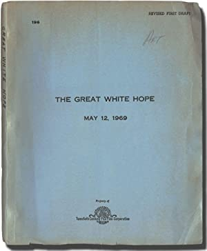 The Great White Hope (Original screenplay for: Ritt, Martin (director);